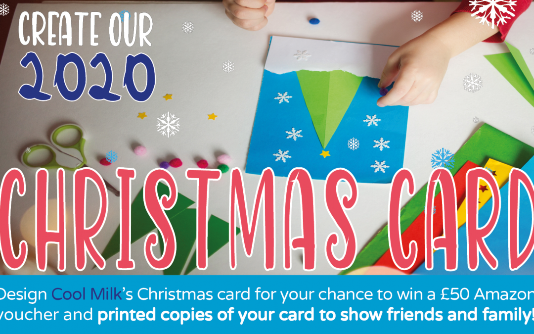 2020 Vision: Design Our Christmas Card to WIN