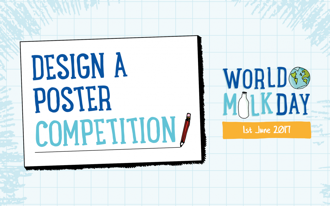 Design a poster for World Milk Day