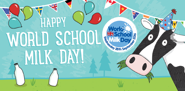 Happy World School Milk Day!