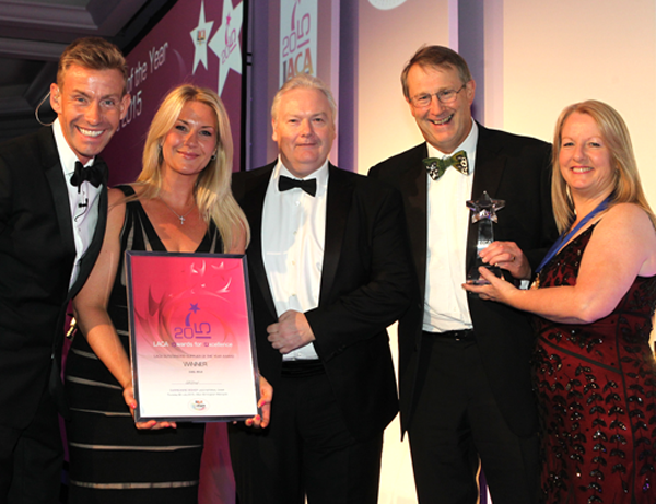 Cool Milk wins Outstanding Supplier of the Year award
