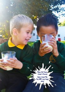 Milton Hall Primary School & Nursery - World School Milk Day Winners 2018