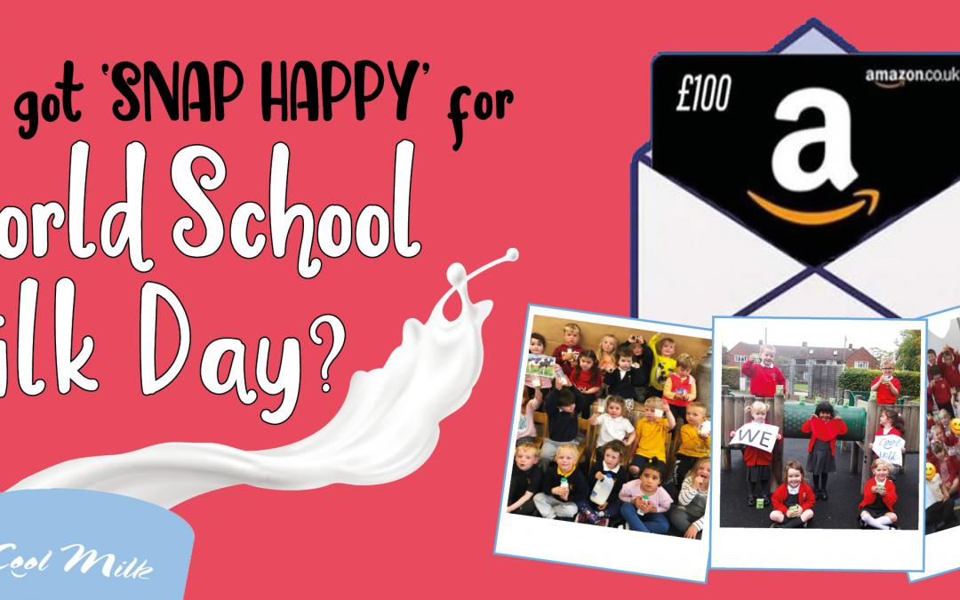 Who are our World School Milk Day WINNERS?