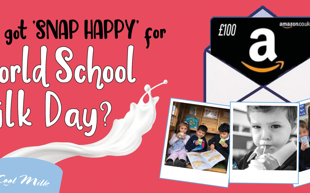 Announcing our World School Milk Day WINNERS