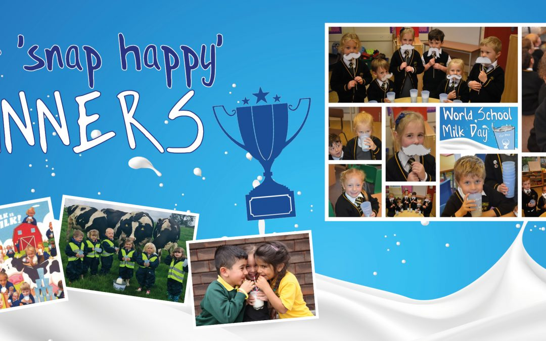 Open to see our World School Milk Day winners…